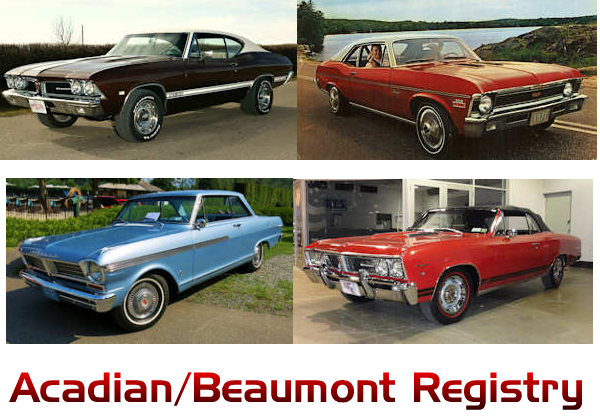ACADIAN/BEAUMONT REGISTRY © - All Rights Reserved